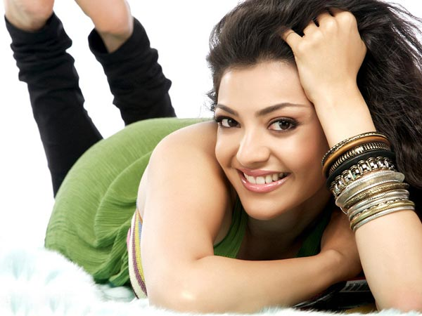 Kajal Aggarwal builds school for Adivasi children