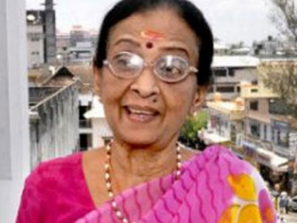 Veteran actress Kusalakumari dies at 83