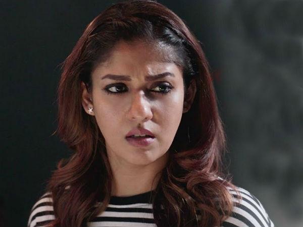 <strong>Airaa Movie :இதை நயன்தாராவே நினைத்தாலும் காப்பாற்ற முடியாது </strong>
