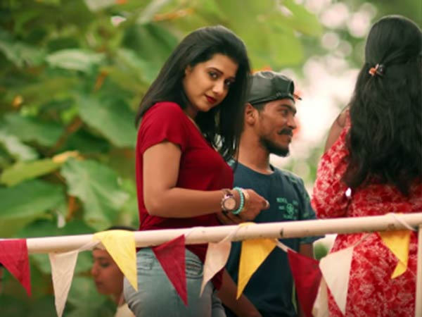 Ispade rajavum idhaya raniyum review: Its love and love only