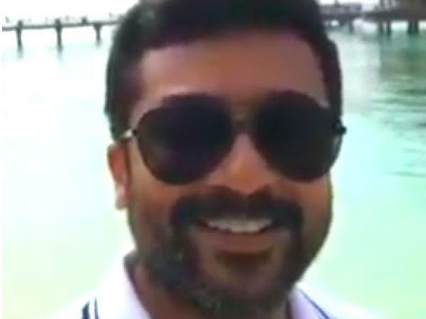 ரொம்ப தெளிவு: மீடியா மீது பழியை போட்டு காப்பான் அப்டேட் கொடுத்த சூர்யா