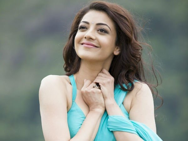 Kajal Aggarwal tries her hands at fire acrobats