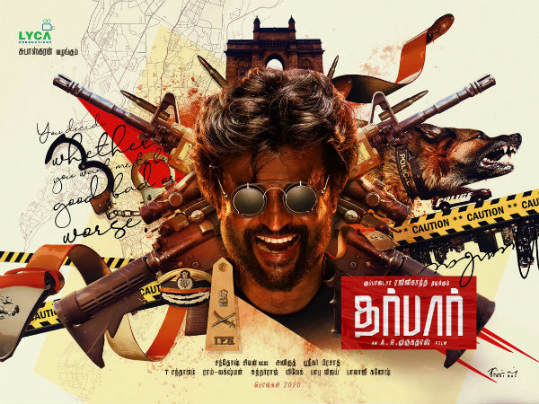 Thlaivar 167: Rajini - ARM movie first look out now