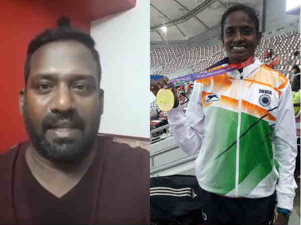 Robo Shankar announces Rs. 1 lakh cash prize for Gomathi Marimuthu