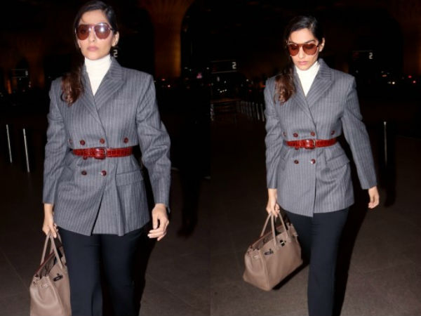 Wow, Sonam Kapoor carries a bag worth Rs. 18 lakh