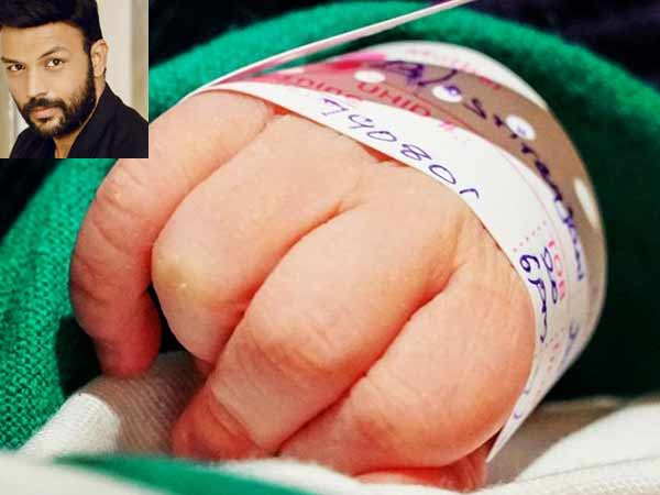 Amith Bhargav blessed with baby girl