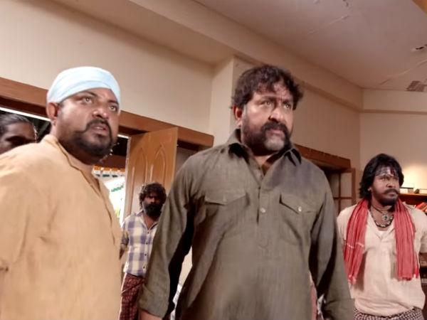 தேவராஜ் வீட்டில் இதுக்குத்தான் பெரிய தடுப்பு  சுவரா...?