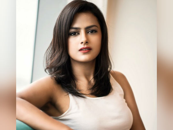 Shraddha Srinath to act with Vishal