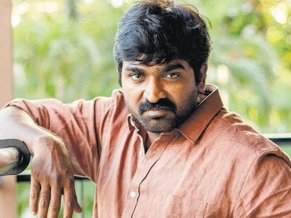 Vijay Sethupathi is Vaishnav Tejs villain
