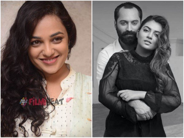 Fahadh, Nazriya got married because of me: Nithya Menen