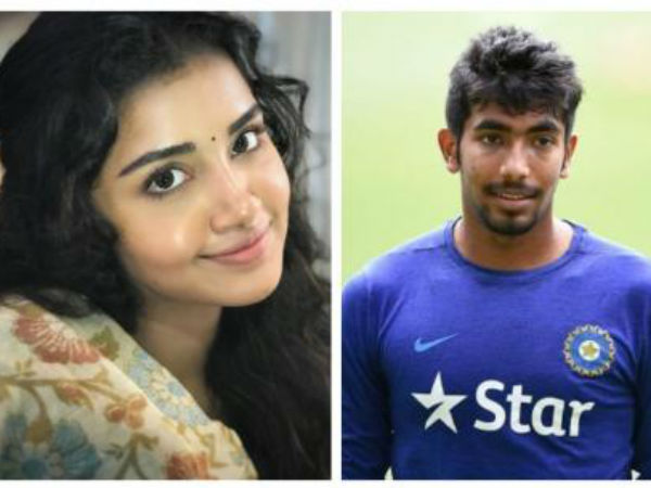 Anupama responds to Linkup rumours with Bumrah