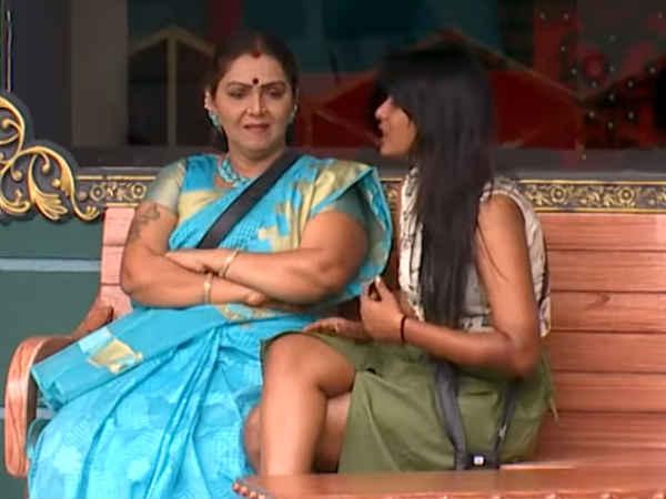 பெரிய மனுஷி பெரிய மனுஷிதான்யா.. அனைவரையும் அனுசரித்து போகும் ஃபாத்திமா பாபு!