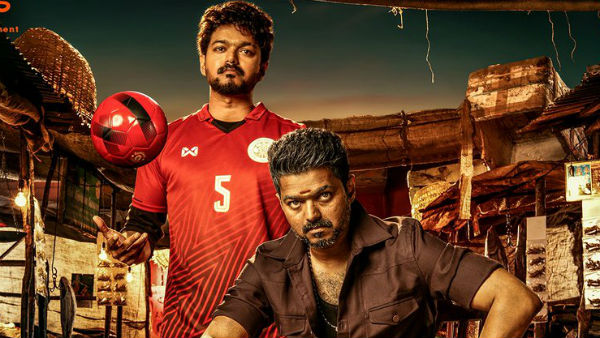 Vijay 63 film name Bigil