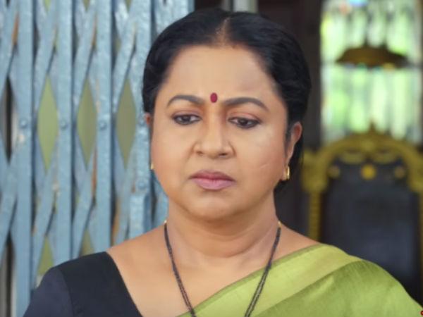 வரப் போறேன்.. புதுஸ்ஸா.. கெத்தா.. மெகா பிளான் ரெடியாய்ட்டிருக்கு.. ராதிகா அறிவிப்பு!