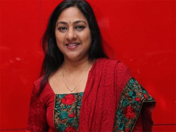 Is alchohol a food product, asks actress Rohini