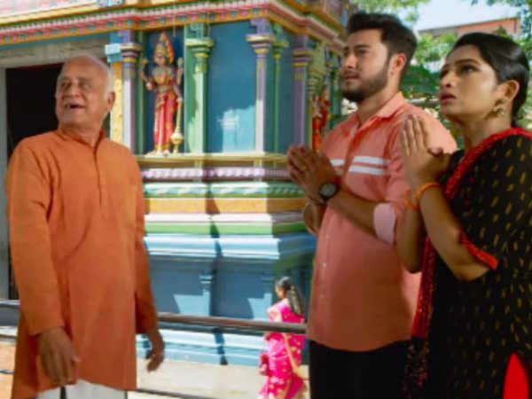 Lakshmi stores serial: ப்பூ தாத்தாவின் கோவம் இம்புட்டுதானா?