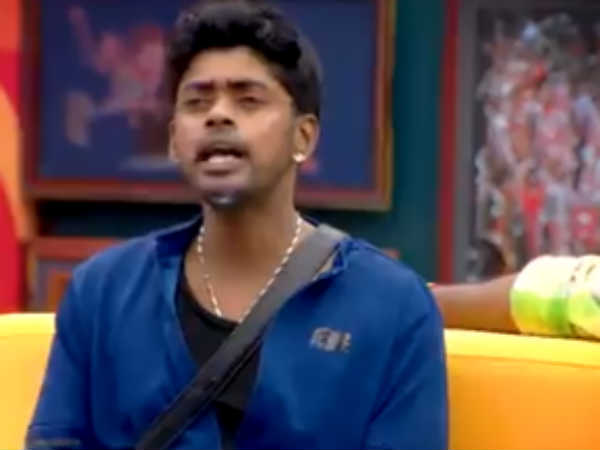 Bigg Boss Tamil 3: Sandy, Please dont sing