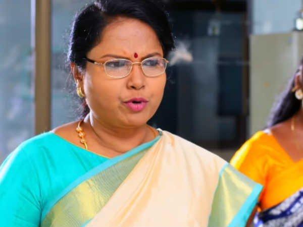 Tamil Selvi serial: கல்லூரி வார்டன் குணத்துல..  பேட்ட ரஜினி மாதிரி இருக்கணும்!