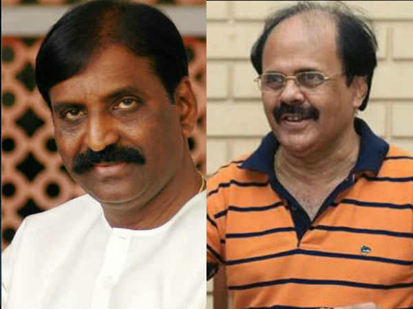 Vairamuthu expresses grief over Crazy Mohans death