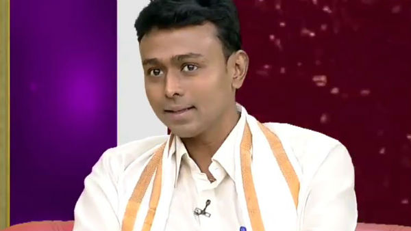 அய்யோ ரஜினியை பற்றி நான் அப்படி சொல்லவில்லை: ஜோதிடர் பாலாஜி ஹாசன்