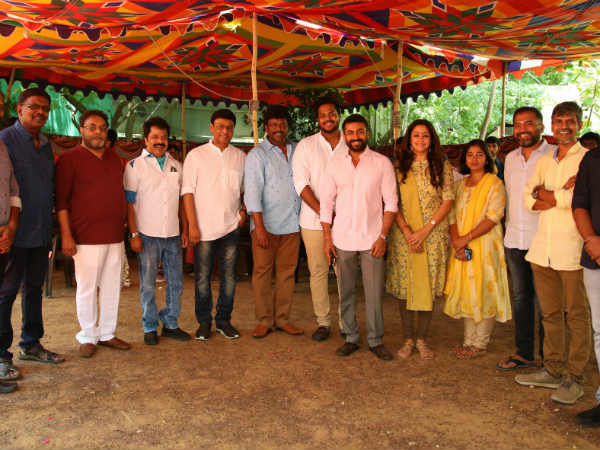 Jyothikas next is Ponmagal Vanthal
