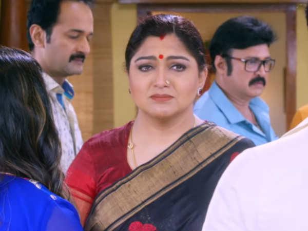 Lakshmi stores serial: கண்டுக்காம போறான் பட்டர் பிஸ்கட்... கண்ணீருடன் பஞ்சுமிட்டாய்!
