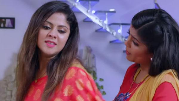 Nila serial: நீலாம்பரி ஒரு பிளான் போட்டா...நிலா சூப்பர் பிளானா?
