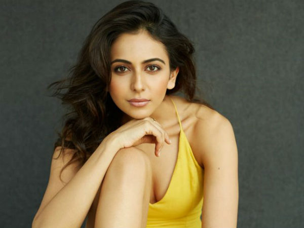 """I will continue to act in such scenes..."" Rakul Preet Singh"