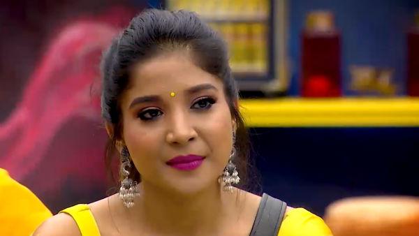 Bigg Boss 3 என்னாது சாக்ஷிக்கு திருமணமாகி விவாகரத்தாகிவிட்டதா?: காஜல்