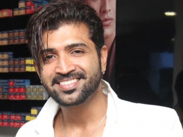 Actor Arun Vijay acts his father's Vijay Kumars production