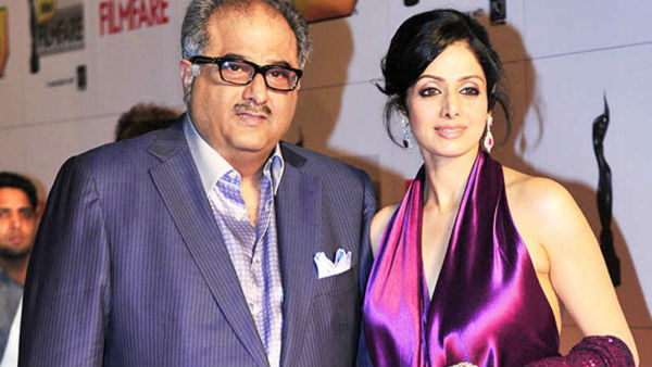 I have managed to fulfill my wife's dream: Boney Kapoor
