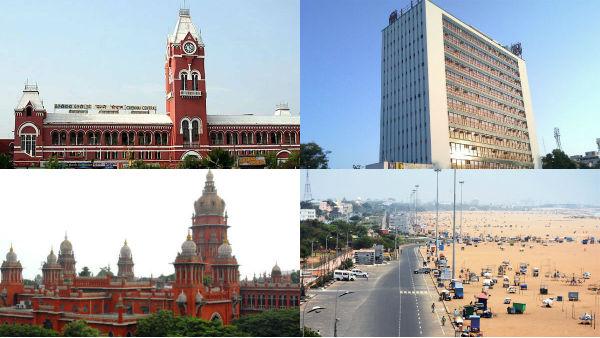 ஹேப்பி பர்த்டே சென்னை.. சென்னையை பிரதிபலித்த படங்கள் ஓர் பார்வை! #MadrasDay