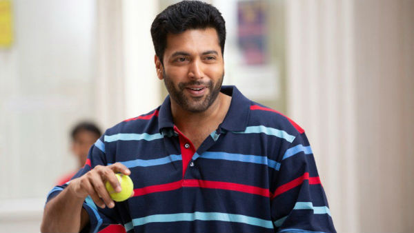 Actor Jayam Ravi gives hat-trick success movie