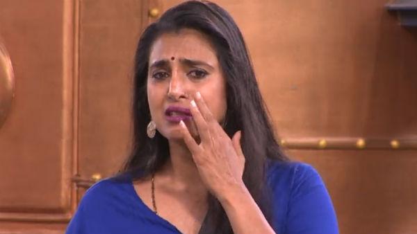 என்னாச்சு இந்த தர்ஷனுக்கு.. கஸ்தூரி அப்படி ஒரு சோகத்த சொல்லும் போது இப்படியா பண்றது?