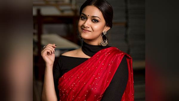 Keerthi Suresh Committed in Malluwood film