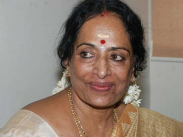 I didnt come to the cinema for money-K.R.Vijaya
