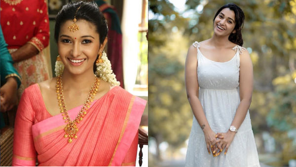 Im one of the leads in Indian 2: Priya Bhavani Shankar
