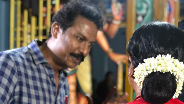 Sun TV prime time radhika joins with samuthirakani