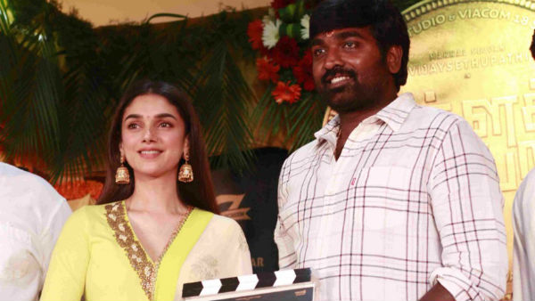Thuglak Darbar shooting pooja Vijay Sethupathi speech
