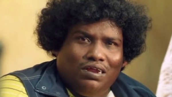 Why this Kolaveri Yogi Babu?
