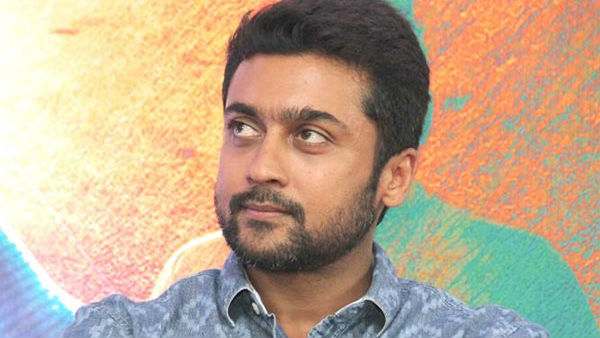Actor Surya, who gifted gold coins to the movie Soorarai Pottru technicians