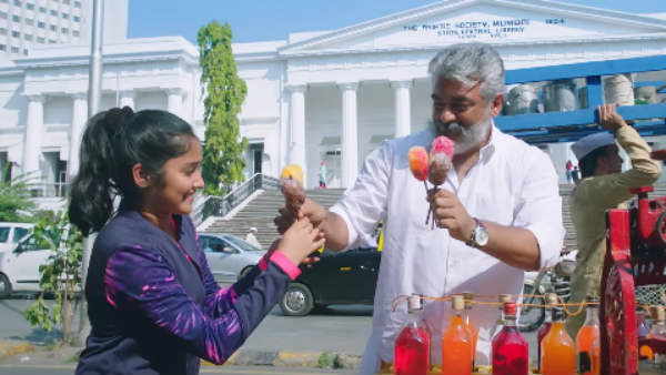 Anikha once again act with Ajithkumar in Thala 60 Film