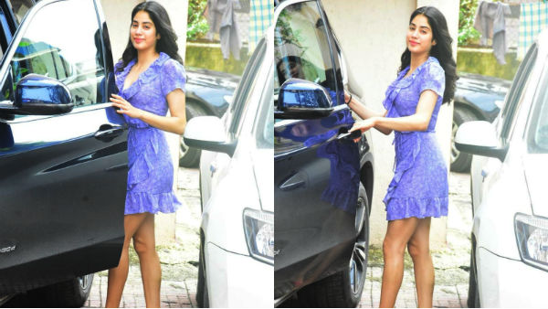 Janhvi Kapoor should learn talent and politeness like Sridevi