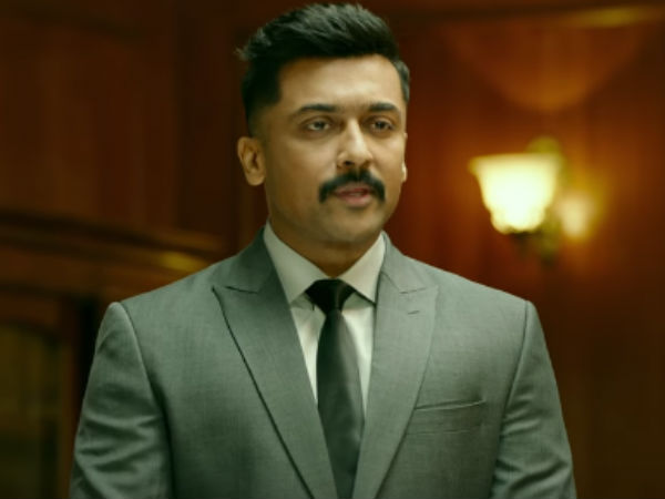 Cant stay the release of Suriyas Kaappaan movie says Chennai High Court