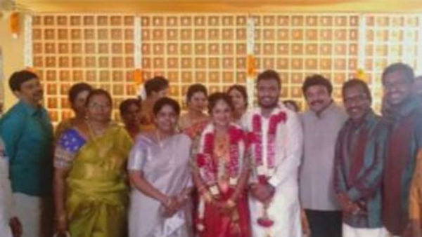 Charlie Son's wedding function, Celebrities attend and greets