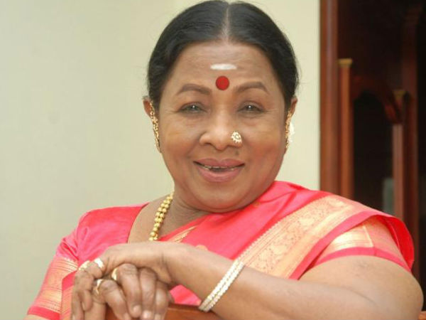 Aachi Manorama's 4th year Death Anniversary