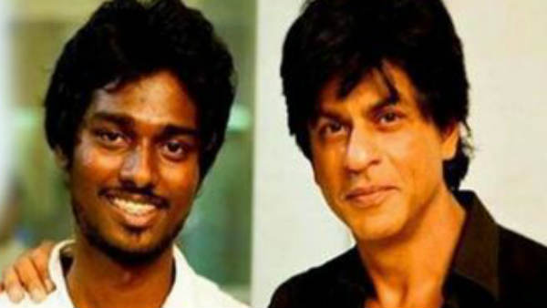 Bollywood Dan shah Rukh Khan Acts New Film Direct by Atlee