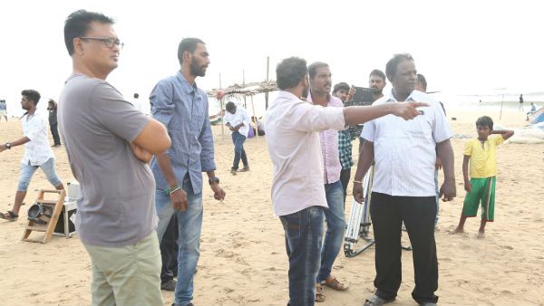 First schedule shooting finished for Blue Sattai Maran movie