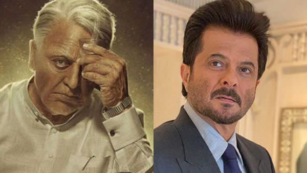 Bollywood Actor Anil Kapoor going to acts in Indian 2