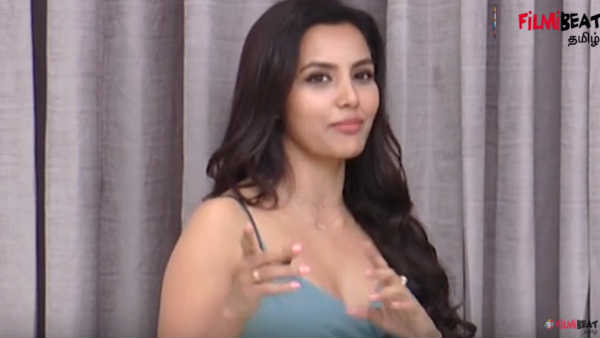 Actress Priya Anand Exclusive interview